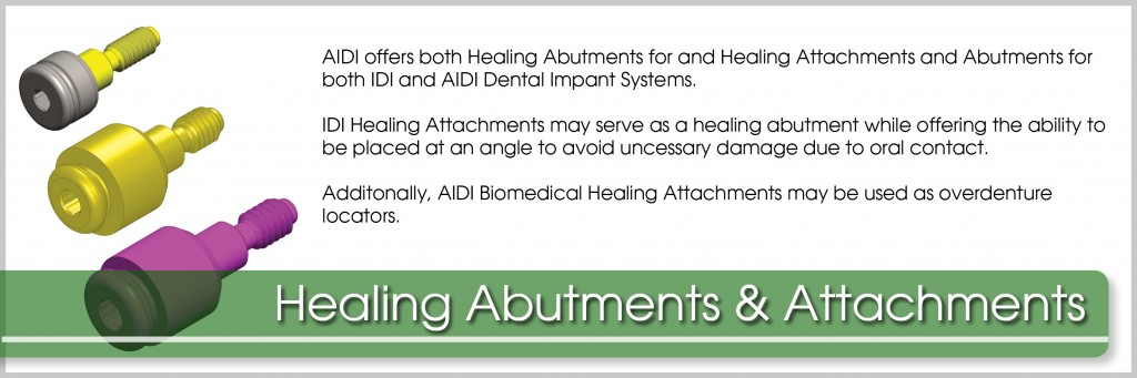 Healing Attachments